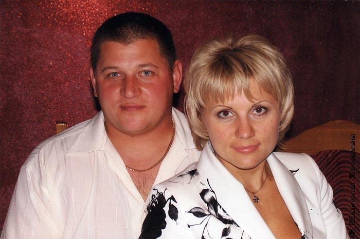 Сергей и Елена Родины