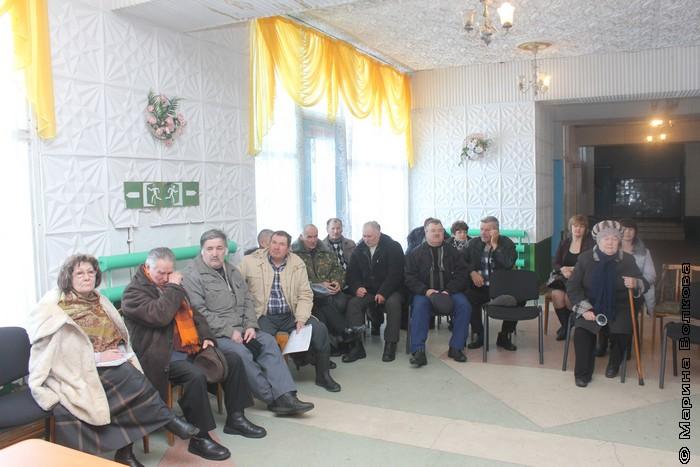 В селе Родники 14 марта прошел семинар по развитию местного самоуправления.