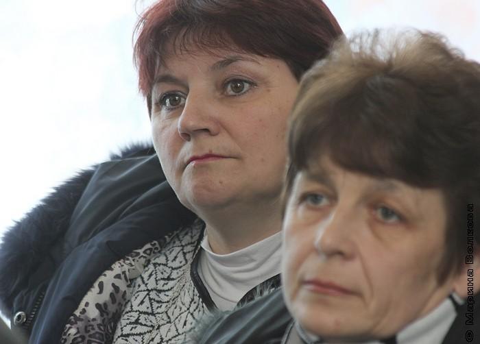 Жители села Родники
