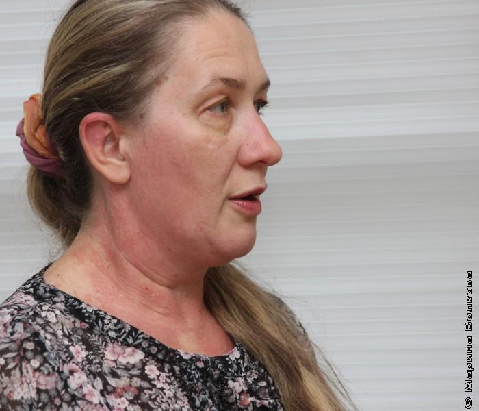 Мухамедьярова Марина