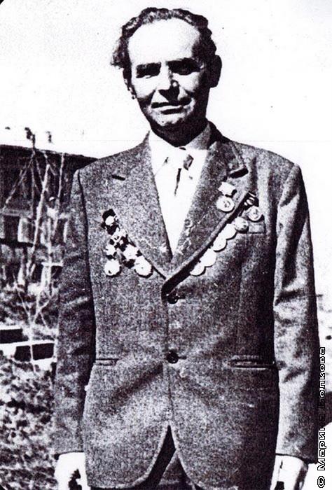 Сергеев Анатолий Максимович