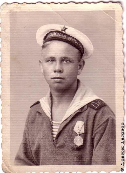 Юрий Татарников (15 лет)
