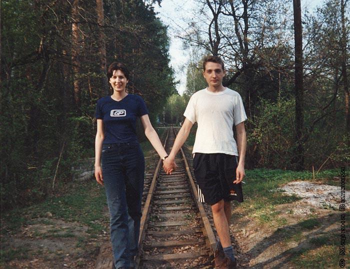 Яна И Женя Лебедевы