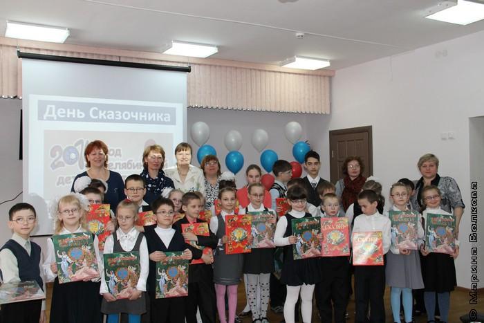 Год челябинской детской литературы в 127-ой школе