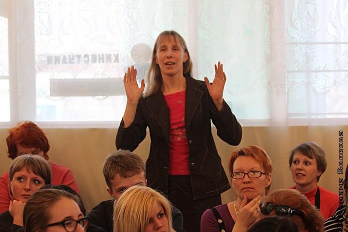 Читательская конференция в детском саду № 436