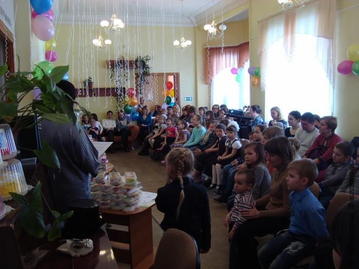 Районный праздник недели детской и юношеской книги