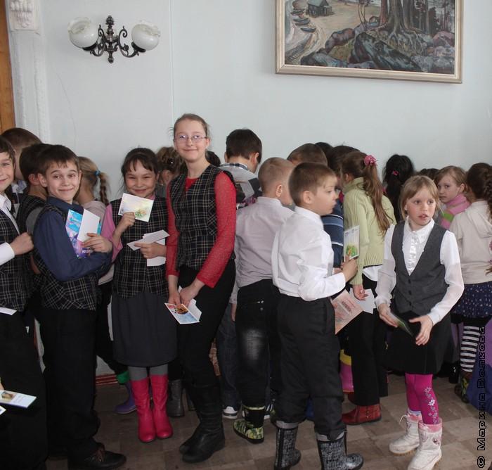 Читательские марафоны в Бажово