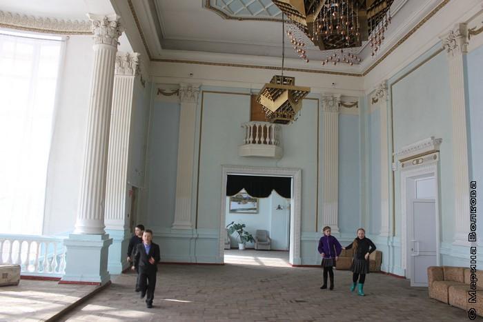 Дом культуры в Бажово