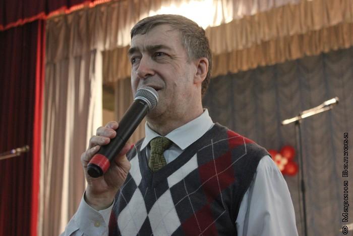 Олег Морозов. Читательский марафон в Бажово