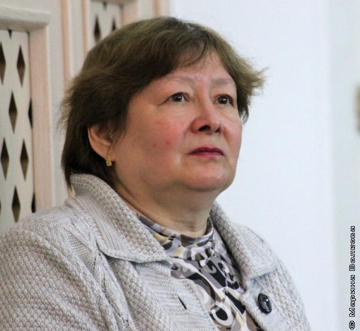Вера Печурова. Читательский марафон в Бажово