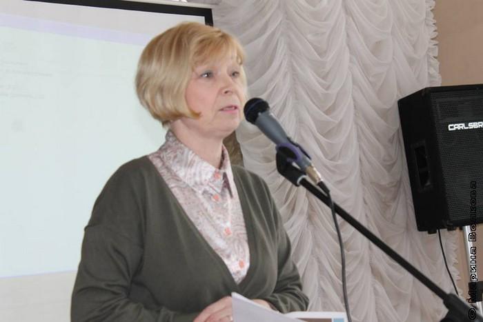 Ольга Никитина, заместитель директора ЦБС