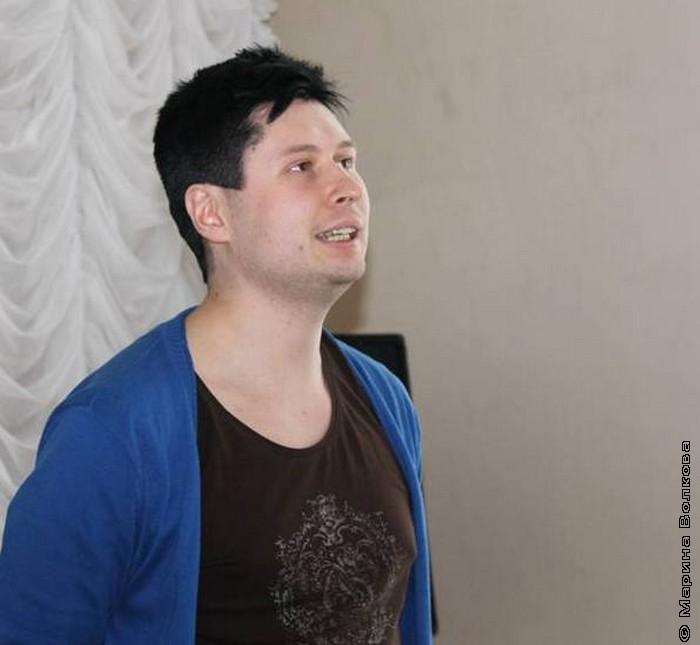Евгений Синицкий, ЧелГУ, культуртрегер, организатор поэтических вечеров