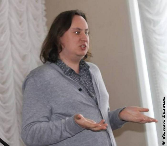Василий Федоров, кандидат филологических наук, старший преподаватель, ЧелГУ