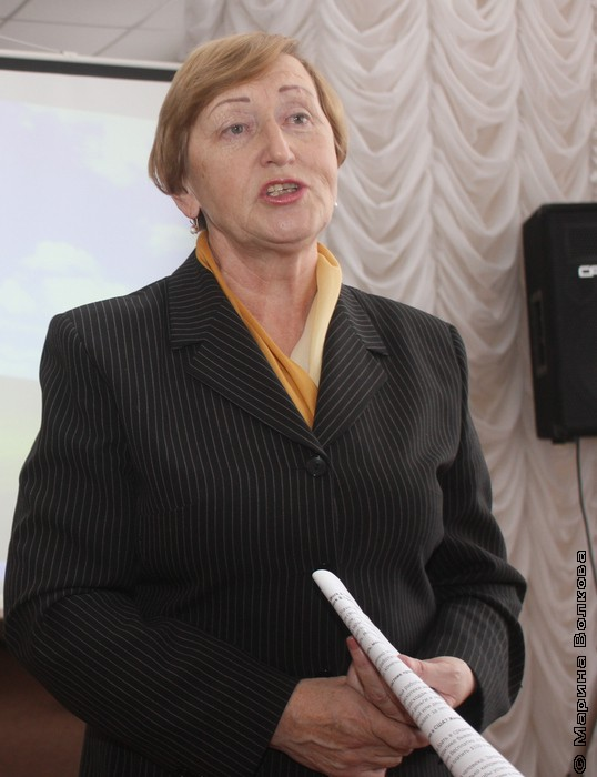 Татьяна Маркова, доктор филологических наук, профессор, ЧГПУ