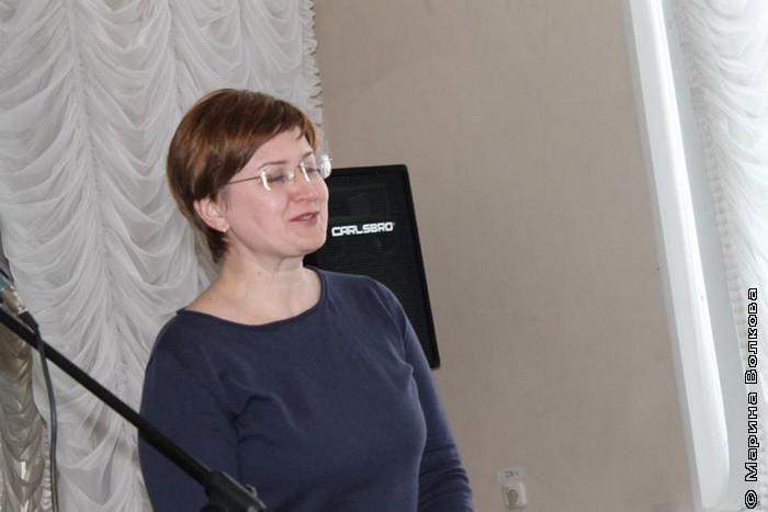 Татьяна Семьян, доктор филологических наук, профессор, ЮУрГУ