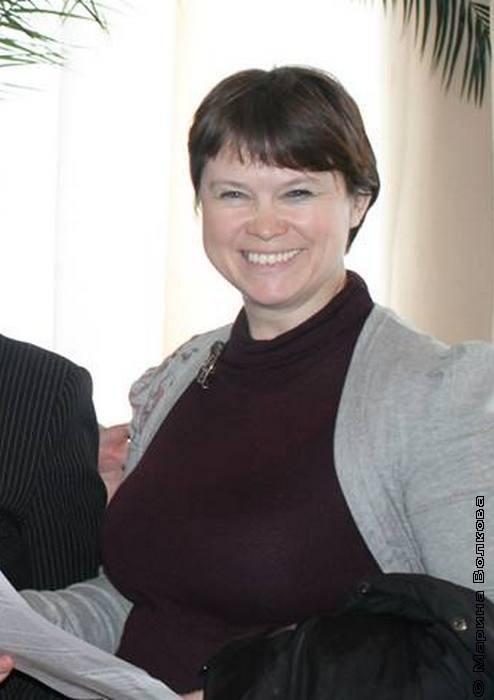 Марина Загидуллина, доктор филологических наук, профессор, ЧелГУ