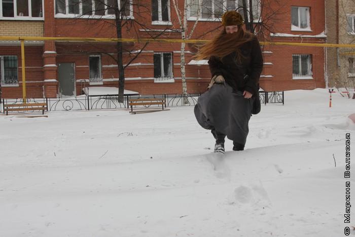 Елена Ионова идет к ЧГАКИ