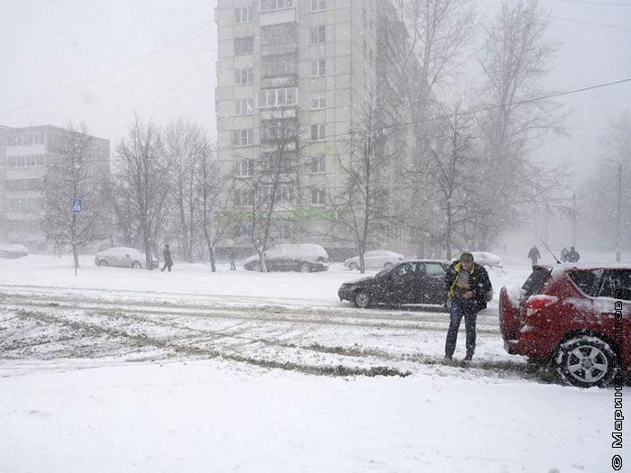 25 апреля 2014 в Челябинске. Фото А.Баскакова