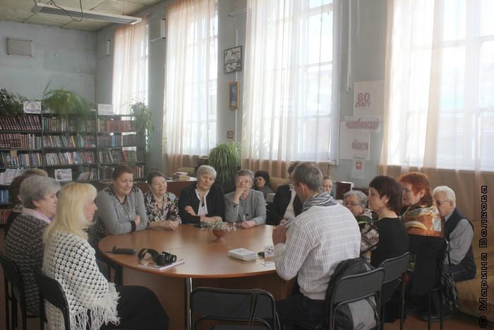 Презентация ГУЛ в Новой Пристани