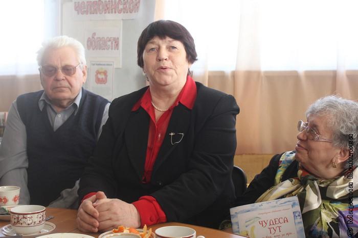 Людмила Вавилова, город Бакал