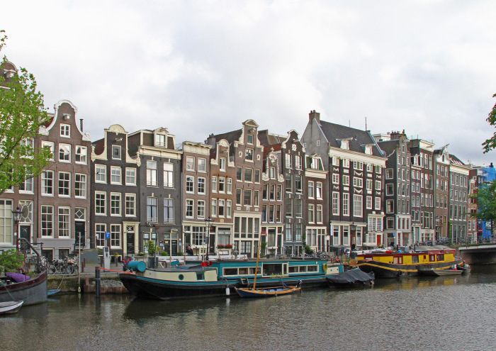 Город каналов