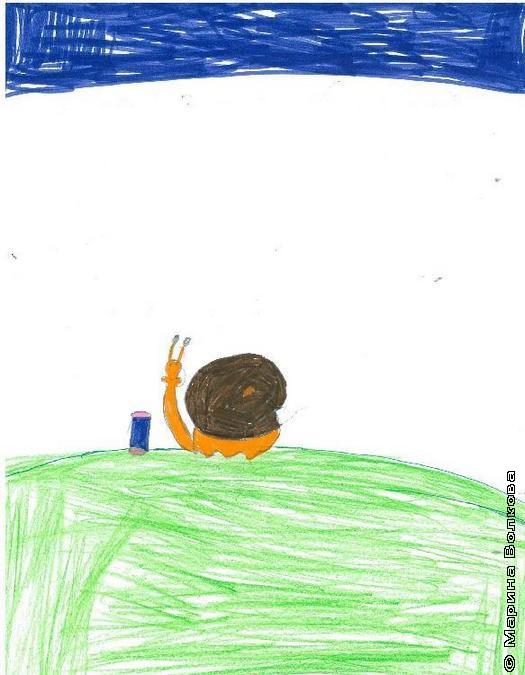 Работы  детей 41-ой школы по произведениям челябинских писателей