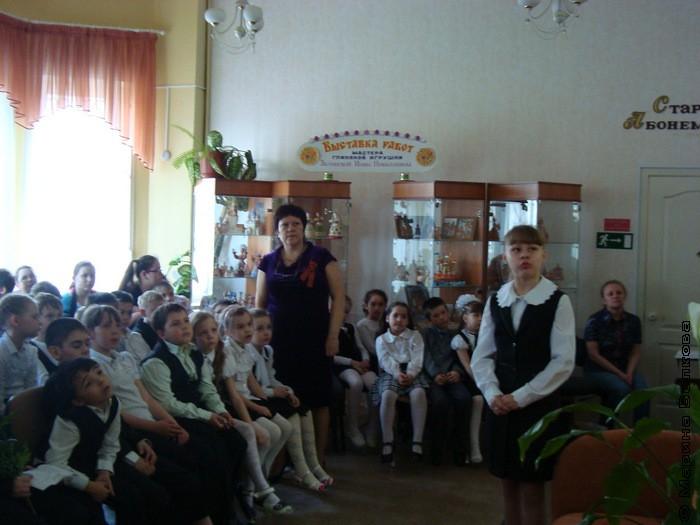 Кондобарова Катя, уч-ца 82 гимназии, 6-г кл. представляет свой рассказ о прадедушке - участнике Великой Отечественной войны