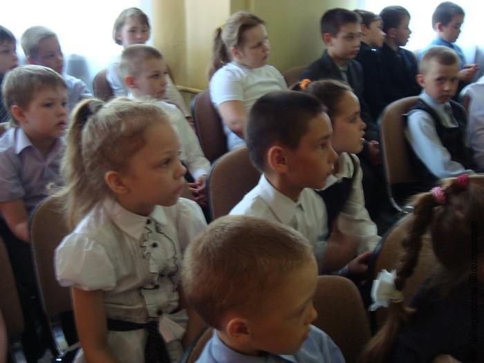 Международный День чтения - 2014 детская библиотека №1