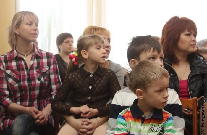 Неделя детской книги в библиотеке № 1 Челябинска