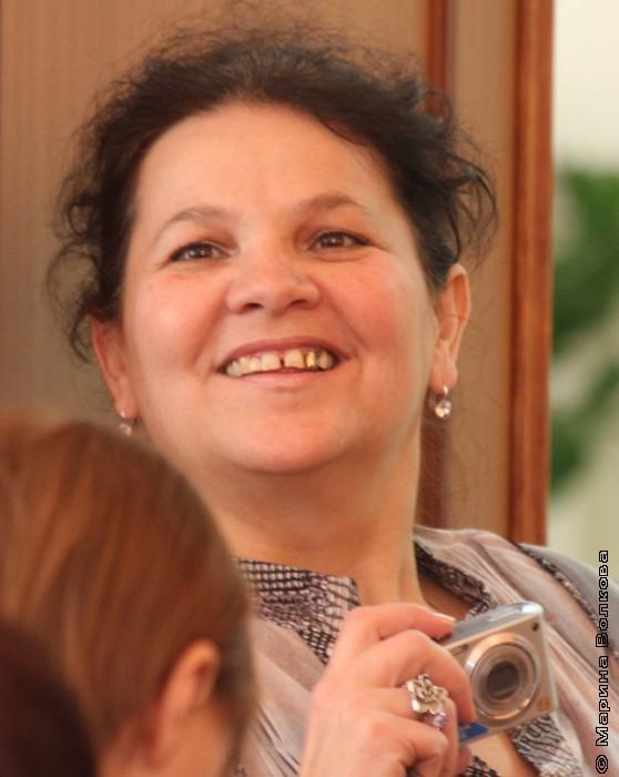 Лариса Ромасько