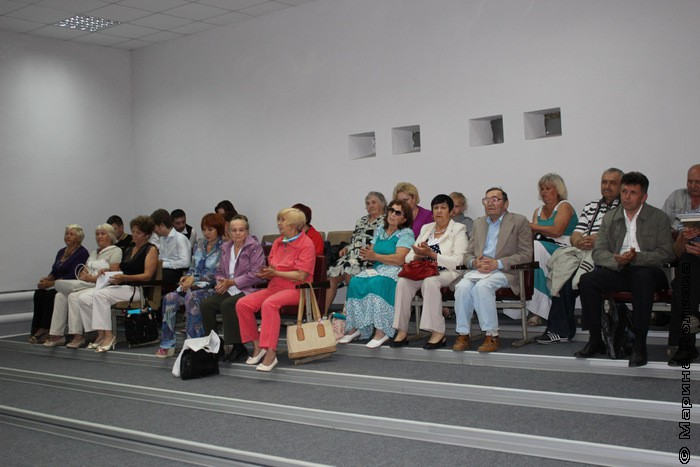 Зрители Чтений-2014