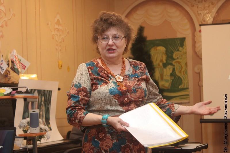 Ольга Просекова