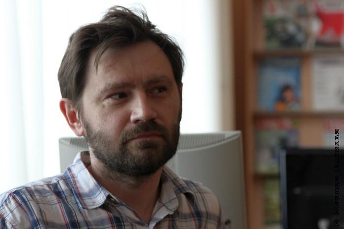 Александр Самойлов, поэт, литературный критик