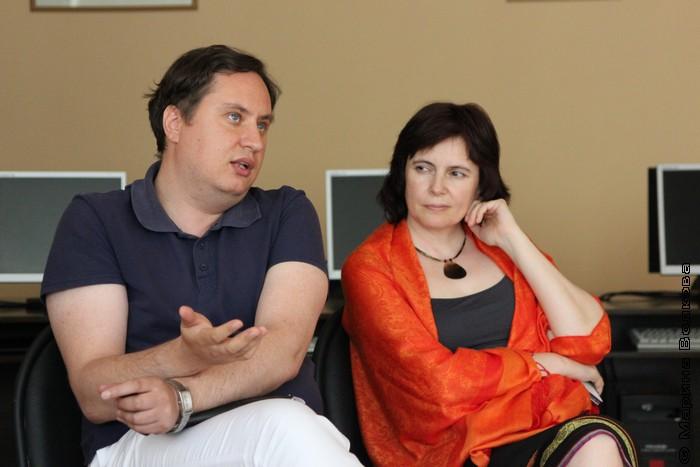 Василий Федоров и Ольга Вахитова