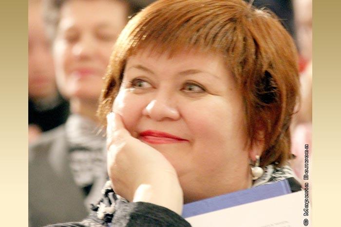 Елена Сыч: Буду делиться радостью!