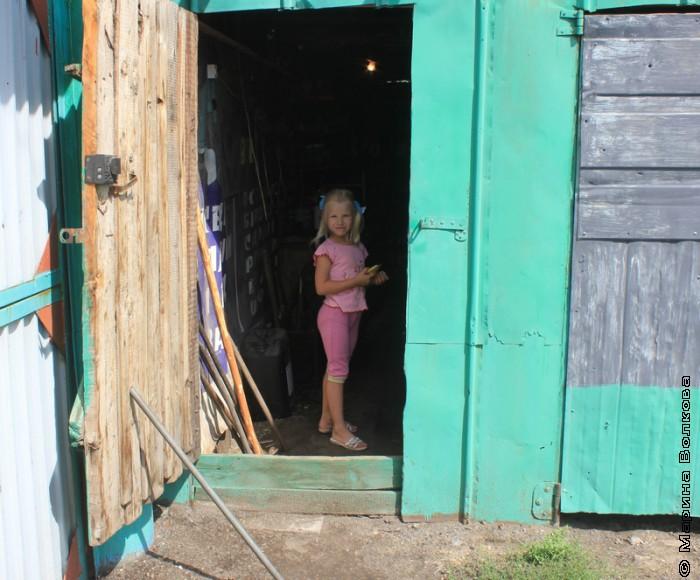 Дети в деревне-4