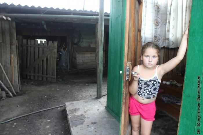 Дети в деревне-6