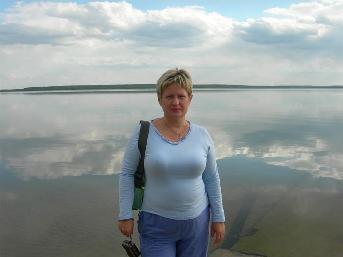 Людмила Храмцова Об Урале с любовью