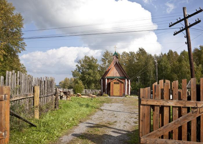 Маленький храм в Дружинино