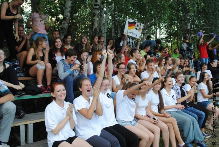 Германия забила гол! «Самая белая команда» радуется!