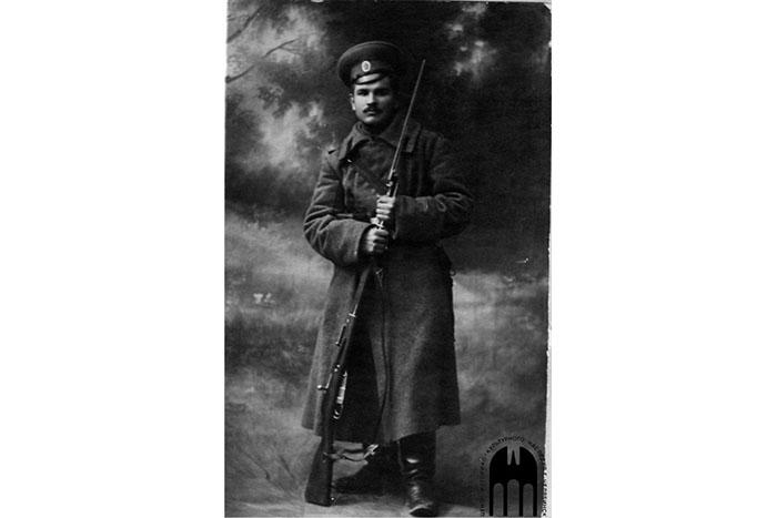Южный Урал в Первой мировой войне