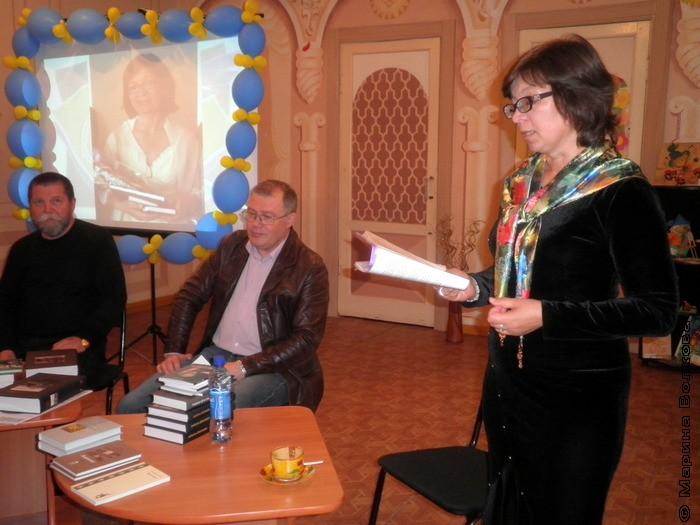 Встреча с писателями