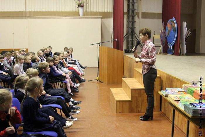 Читательские марафоны в школе № 167 Екатеринбурга