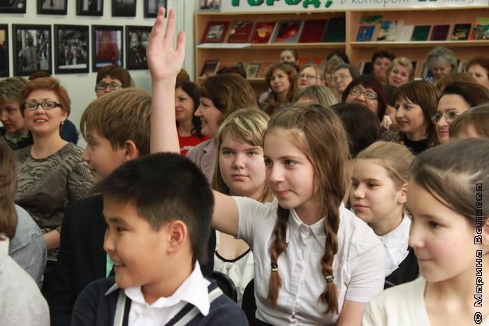 Подростки и училки