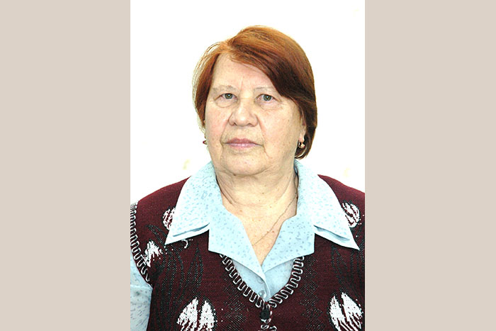 Соколова Валентина