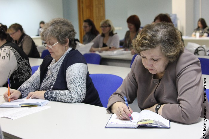 Совещание директоров библиотек в СОУНБ