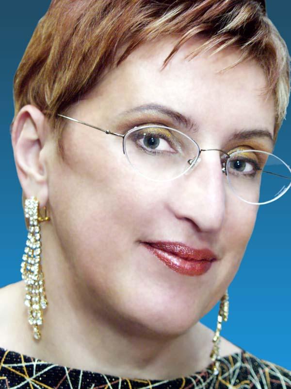 Марина Владимировна Волкова