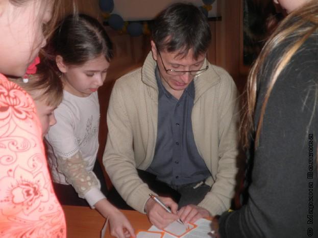 Марафон Михаила Придворова