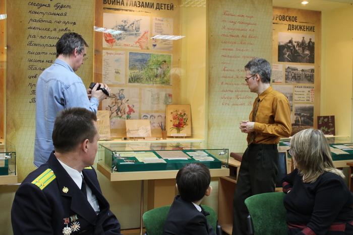историко-документальная выставка
