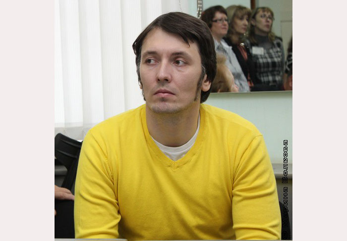 Андрей Ядрышников